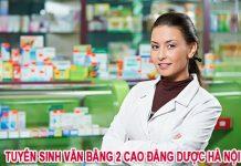 Văn bằng 2 Cao đẳng Dược