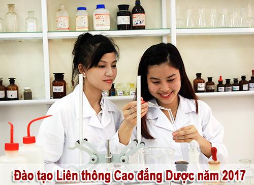 Hồ sơ học liên thông trường Cao đẳng Dược Hà Nội 2017 gồm những gì?