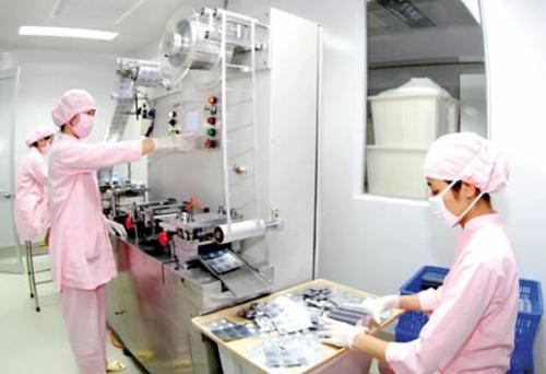 Ngành Dược Việt Nam đang từng bước tiến tới chuẩn hóa quốc tếNgành Dược Việt Nam đang từng bước tiến tới chuẩn hóa quốc tế