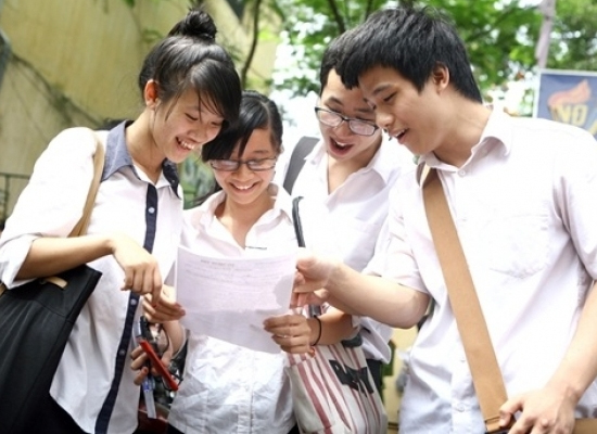 Điểm chuẩn trường Đại học KHXH & NV năm nay khá cao
