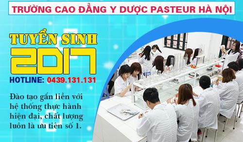 Cao đẳng Y Dược Pasteur - Địa chỉ đào tạo Dược sĩ uy tín