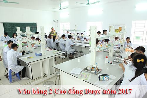 Văn bằng 2 trường Cao đẳng dược Hà Nội