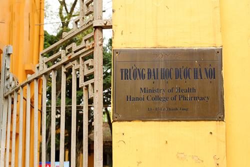 Đại học Dược Hà Nội - Ngôi trường danh tiếng của Việt Nam
