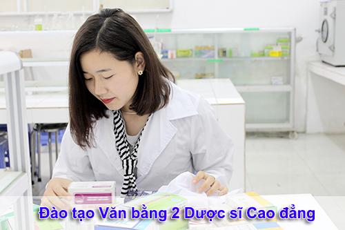 Đào tạo Văn bằng 2 Dược sĩ Cao đẳng
