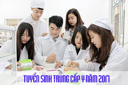 Tuyển sinh Trung Cấp Y năm 2017