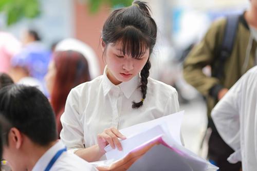 Danh sách khu vực ưu tiên của các thí sinh tại Hà Nội