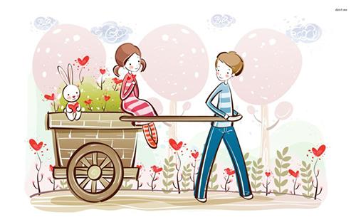 Treo tranh ảnh một cặp tình nhân là mẹo phong thủy để cân bằng năng lượng cho nữ Dược sĩ độc thân