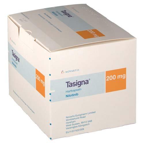 Thuốc Tasigna 200mg điều trị ung thư