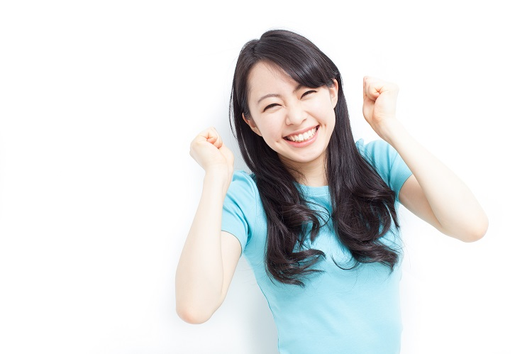 Cô gái hay cười thu hút mọi chàng trai (ảnh minh họa)