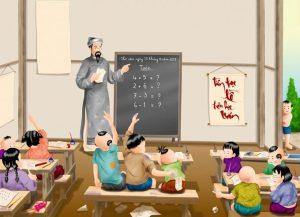 Sưu tầm câu nói hay nhất cho thầy cô nhân ngày tri ân nhà giáo