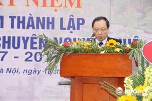 Thầy Nguyễn Hoàng Kim – Hiệu trưởng trường THPT chuyên Nguyễn Huệ