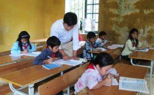 Giáo viên sẽ có mức thu nhập cao nhất trong khối hành chính sự nghiệp