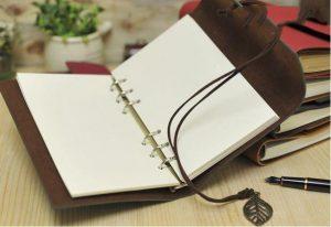 Những cuốn sổ hoặc những cuốn sách hay