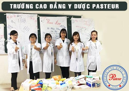 Trường Cao đẳng Y Dược Pasteur - đi đầu trong chuẩn hóa ngành Y