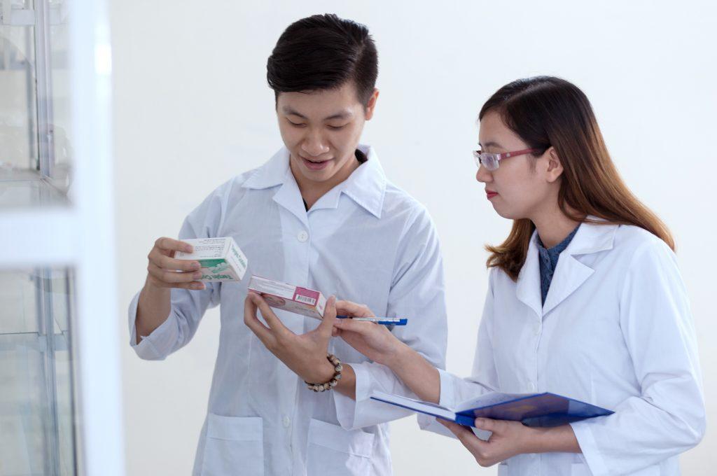 Chất lượng đào tạo ảnh hướng lớn đến tương lai của sinh viên Cao đẳng Dược
