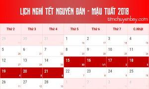 Đã có lịch nghỉ Tết âm lịch 2018 dành cho học sinh Hà Nội