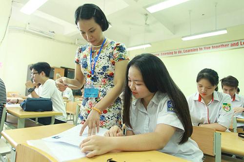 Học sinh cần có hướng ôn tập kỳ thi THPT Quốc gia tốt nhất