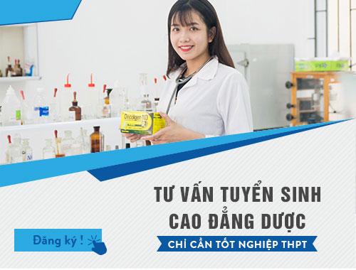 Xét tuyển Cao đẳng Dược Hà Nội năm 2018
