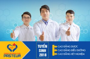 Cập nhật thông tin tuyển sinh Cao đẳng Dược năm 2018 mới nhất