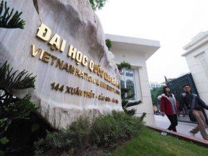 ĐHQG Hà Nội công bố tuyển 8.500 chỉ tiêu đại học chính quy 2018