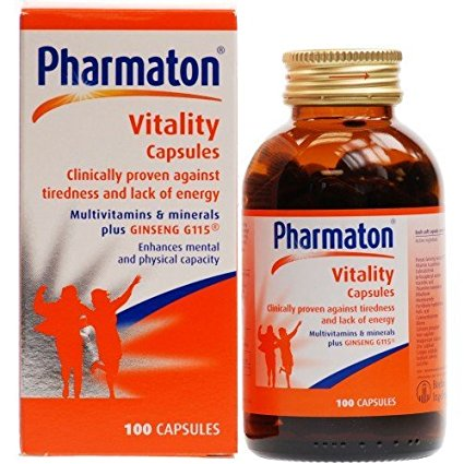 Pharmaton thành phần và liều lượng sử dụng