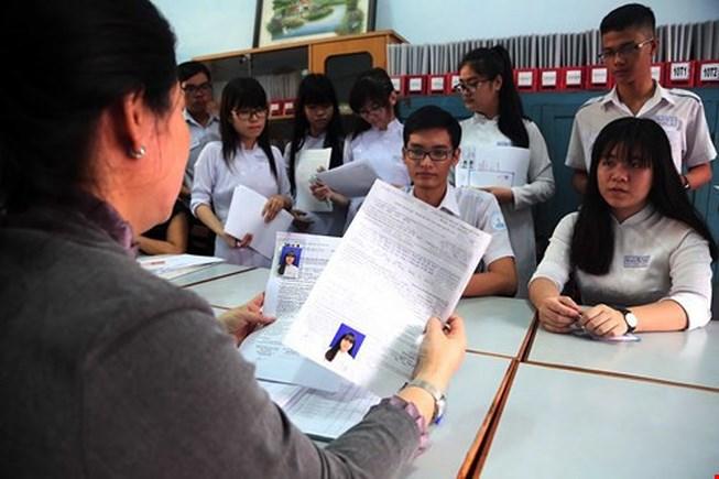 Điều kiện sơ tuyển vào các trường công an