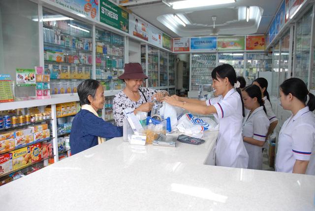 Xử phạt hành chính nếu nhà thuốc GPP không niêm yết giá thuốc