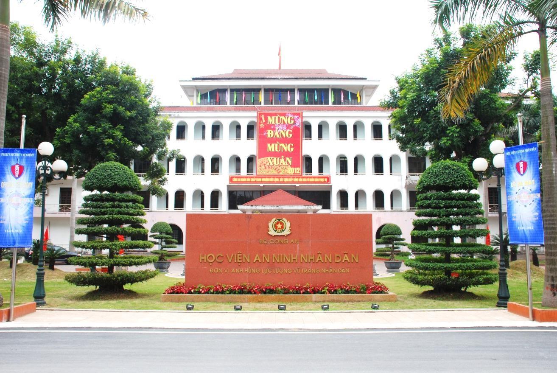 Học viện An Ninh Nhân Dân chỉ tuyển 22 thí sinh nữ năm 2018