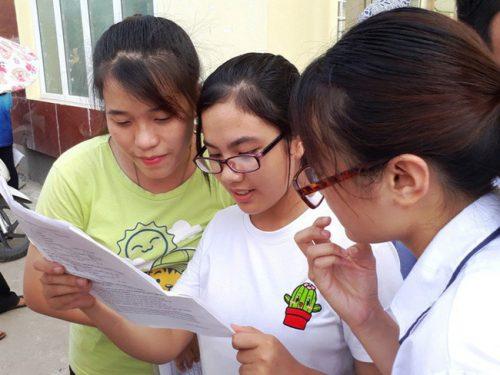 Trong năm nay nhà trường sẽ công bố phương án xét tuyển