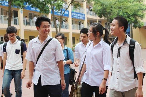 Đại diện sở GD&ĐT Thái Nguyên cho hay Sở thực hiện mọi khâu trong kỳ thi THPT quốc gia cực kỳ nghiêm túc