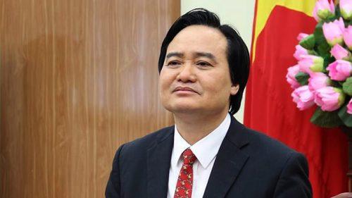 Bộ trưởng Nhạ chính thức nhận trách nhiệm về kỳ thi THPT quốc gia năm 2018