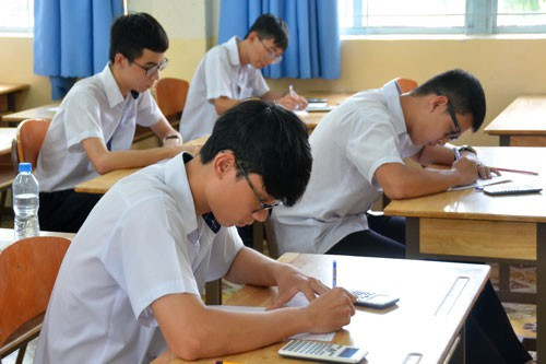 Những trường có lượng thí sinh bị đuổi học nhiều nhất