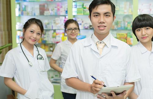 Học chứng chỉ chuyển đổi ngành để được liên thông Cao đẳng Dược