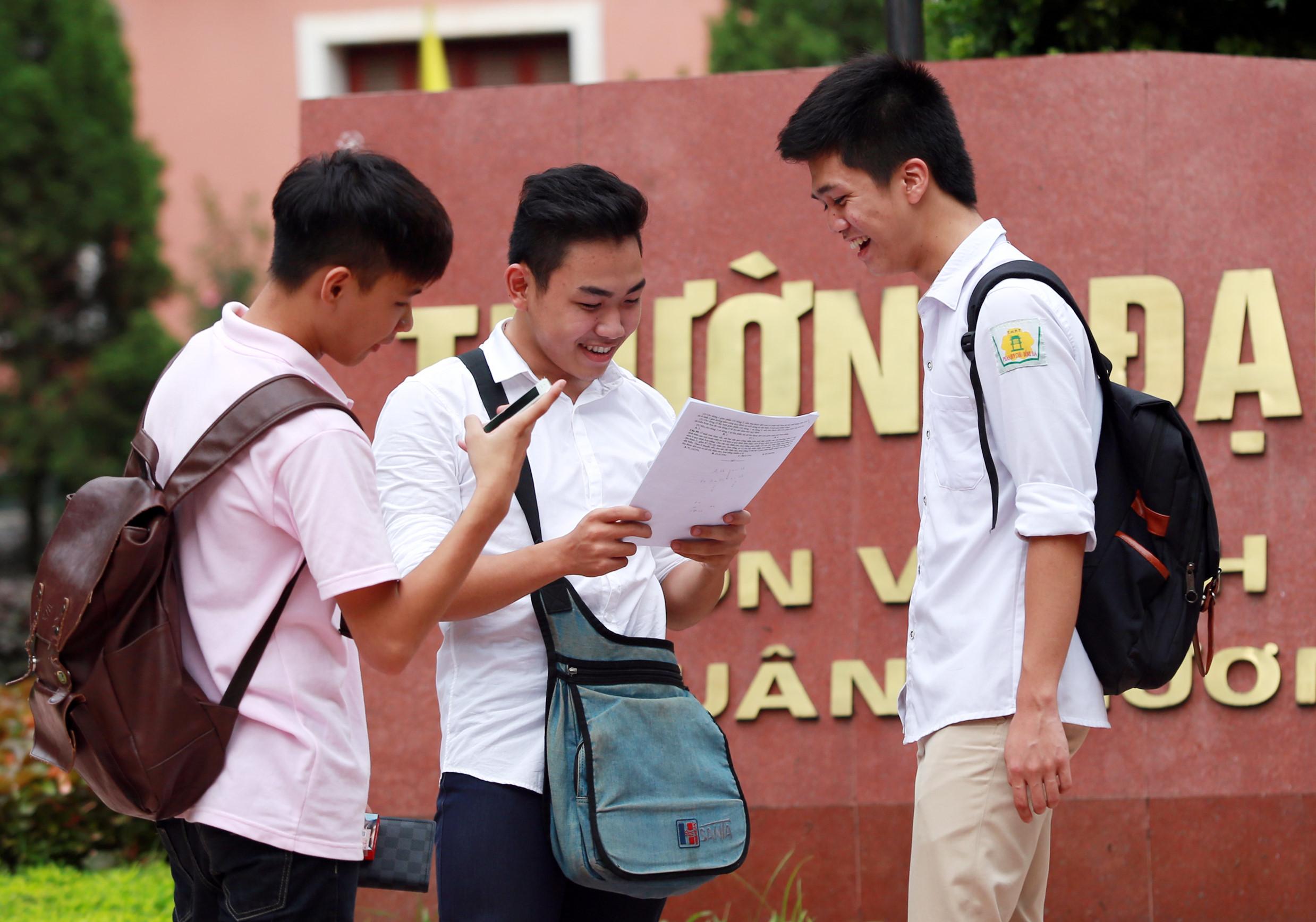 Làm sao để đạt điểm 6, 7 trong kỳ thi THPT Quốc gia năm 2018