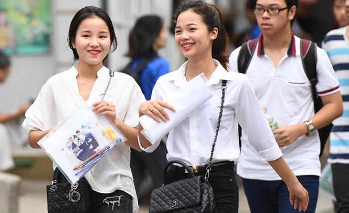 Hơn 100 trường Đại học công bố phương án tuyển sinh năm 2018