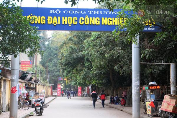 Tham khảo điểm chuẩn Đại học công nghiệp Hà Nội qua từng năm