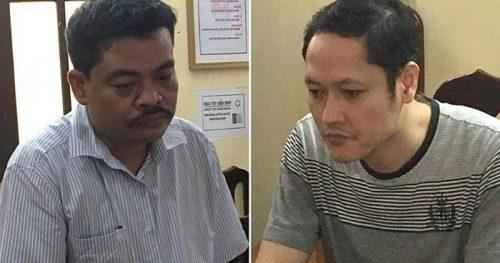 Ông Hoài và ông Lương đổ tội cho nhau trong vụ sửa điểm thi THPT tại Hà Giang