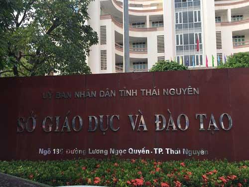 Nghi vấn điểm thi môn Văn tại Thái Nguyên cao bất thường