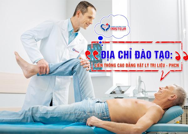 Học phí khóa học liên thông Cao đẳng Vật lý trị liệu tại Hà Nội 2019