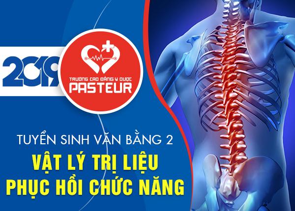 Địa chỉ học văn bằng 2 Cao đẳng Vật lý trị liệu tại Hà Nội năm 2019