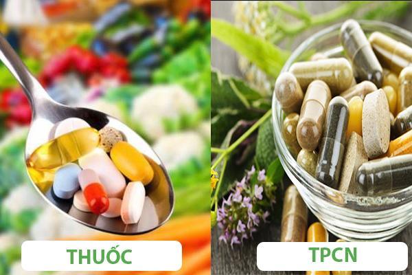 Hướng dẫn Dược sĩ phân biệt thuốc và thực phẩm chức năng