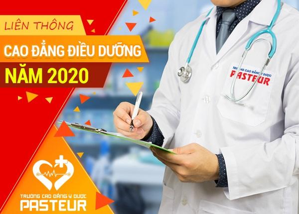 <center><em>Địa chỉ đào tạo Liên thông Cao đẳng Điều dưỡng năm 2020</em></center>