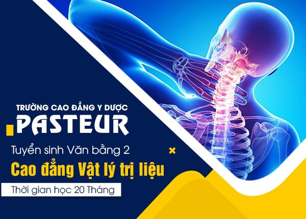 Học Văn bằng 2 Vật lý trị liệu hệ cao đẳng ở đâu Hà Nội?